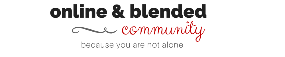 Online and Blended Learning Community - because you are not alone