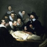Anatomy Lesson of Dr. Tul -Rembrandt