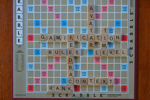 """""""HOW DO I REACH THESE KIDS?"""": AN EXPERIMENT IN GAMIFICATION"""