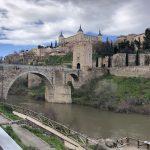 Bridge in Toledo, Spain
