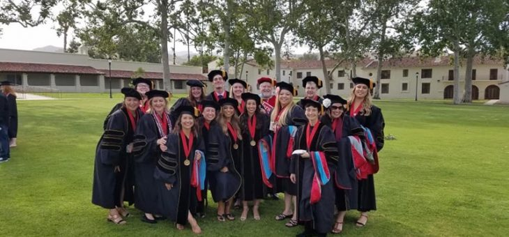 CSUCI Congratulates Its First-Ever Doctoral Graduates!