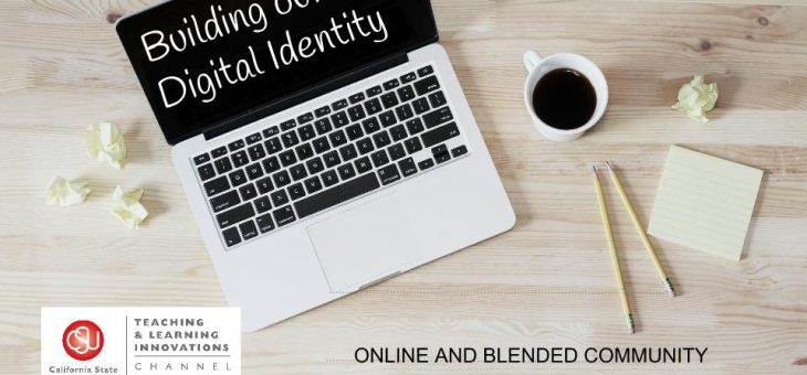 Building Our Digital Identity